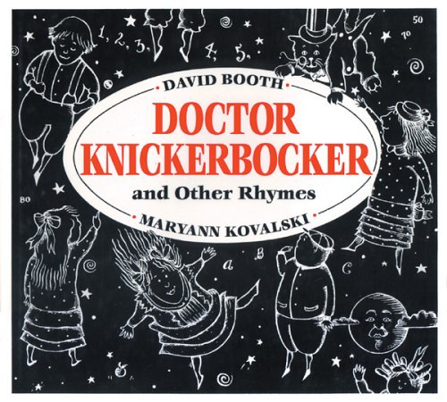 9781550742534: Doctor Knickerbocker: and Other Rhymes
