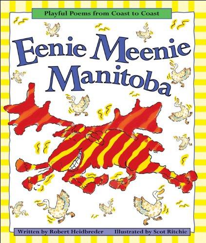 9781550743012: Eenie Meenie Manitoba