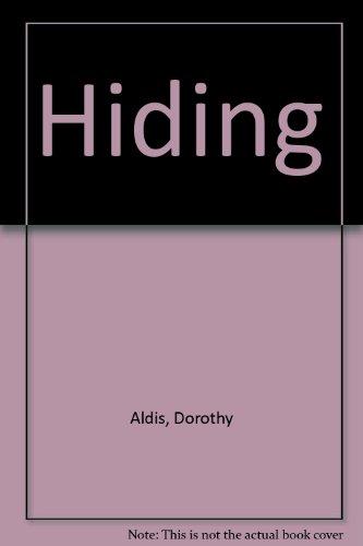 9781550743425: Hiding
