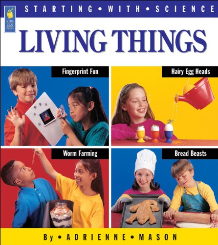 Living Things (Starting with Science): Mason, Adrienne