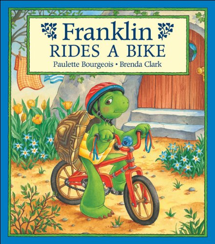 9781550743524: Franklin Rides a Bike