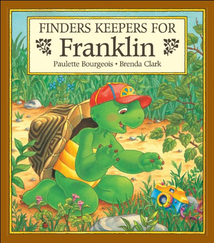 9781550743685: Finders Keepers for Franklin