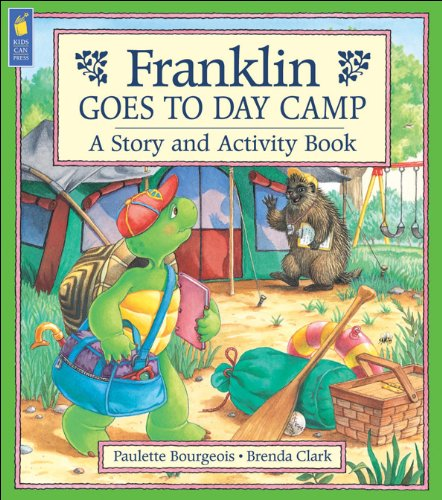 9781550743722: Franklin Goes to Day Camp
