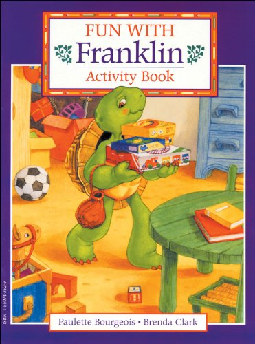 Fun with Franklin: Activity Book