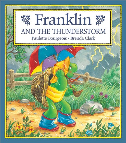 9781550744033: Franklin and the Thunderstorm