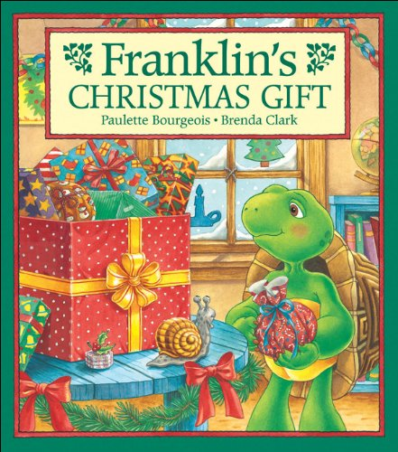 Franklin's Christmas Gift: Bourgeois, Paulette
