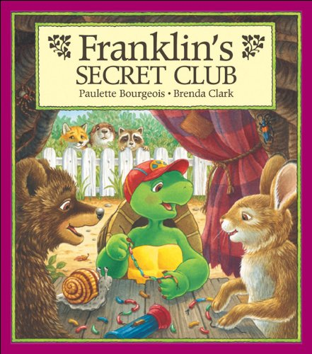 9781550744767: Franklin's Secret Club