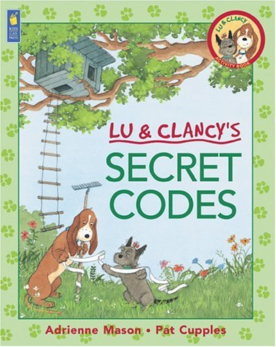 9781550745535: Lu and Clancy's Secret Codes