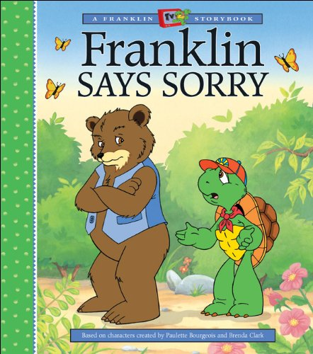 9781550747126: Franklin Says Sorry (A Franklin TV Storybook)