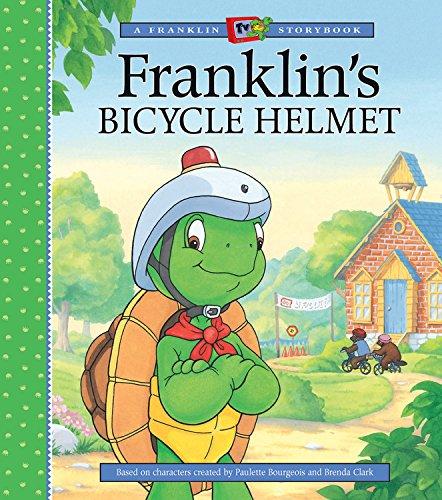 9781550747287: Franklin's Bicycle Helmet (A Franklin TV Storybook)