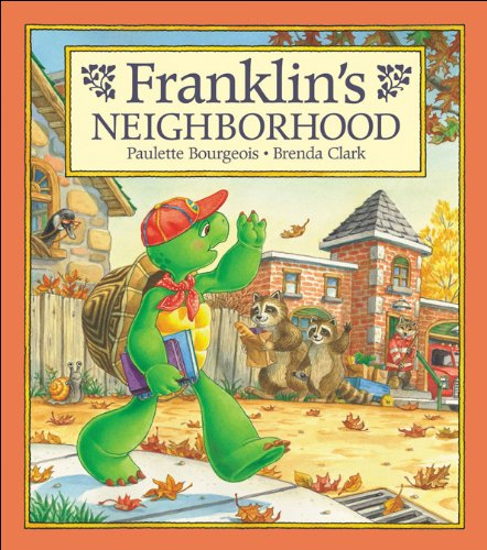 9781550747294: Franklin's Neighborhood