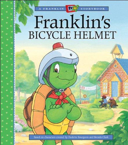 9781550747300: Franklin's Bicycle Helmet (A Franklin TV Storybook)