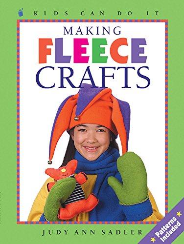 9781550747393: Making Fleece Crafts (Kids Can Do It)