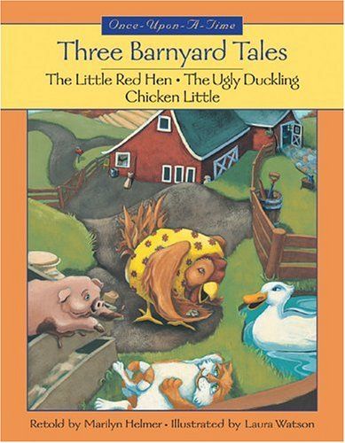 9781550747966: Three Barnyard Tales (Once-Upon-a-Time)