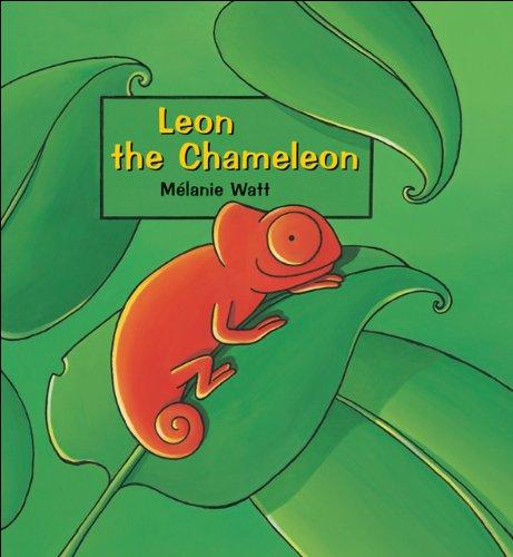 9781550748673: Leon the Chameleon