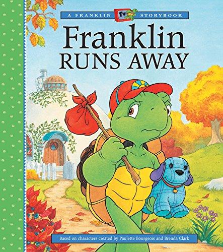 9781550749120: Franklin Runs Away (A Franklin TV Storybook)