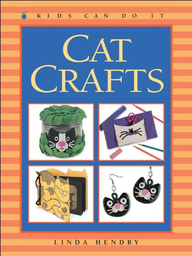 9781550749212: Cat Crafts (Kids Can Do It)