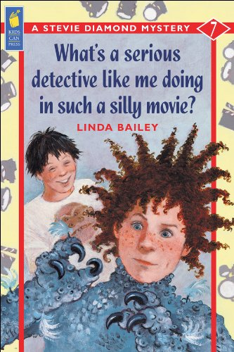 9781550749267: What's a Serious Detective Like Me Doing in Such a Silly Movie? (A Stevie Diamond Mystery)