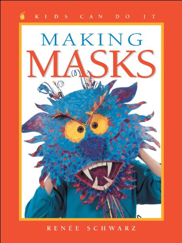 9781550749298: Making Masks (Kids Can Do It)