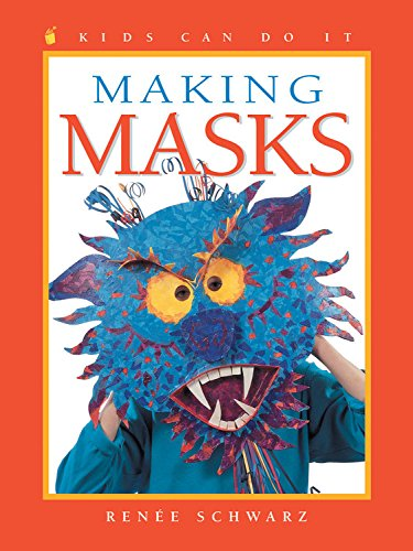 9781550749311: Making Masks (Kids Can Do It)
