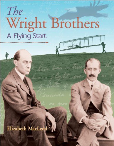 9781550749335: The Wright Brothers: A Flying Start