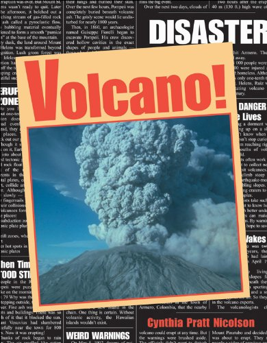9781550749663: Volcano! (Disaster)