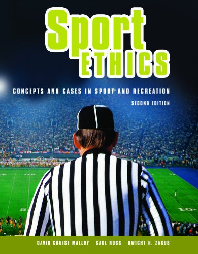 9781550771299: Sport Ethics: Concepts and Cases in Sport and Recreation