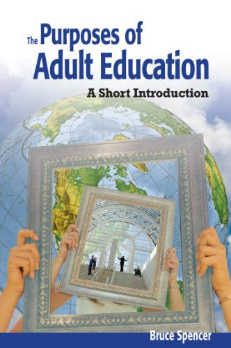 9781550771619: Purposes of Adult Education: A Short Introduction