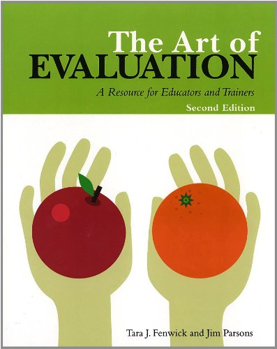 9781550771664: Art of Evaluation, 2nd Edition: A Resource for Educators and Trainers
