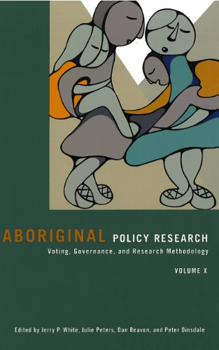 9781550772012: Aboriginal Policy Research: Voting, Governance, and Research Methodology