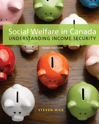 9781550772302: Social Welfare in Canada: Understanding Income Security