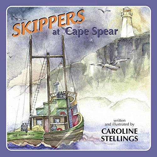 Skippers At Cape Spear: Stellings, Caroline