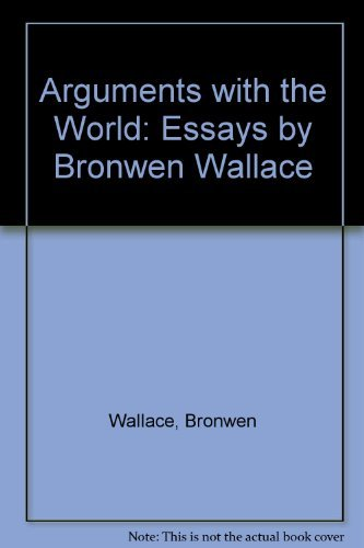 9781550820409: Arguments With the World