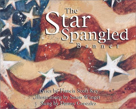 9781550822991: The Star Spangled Banner (includes CD)