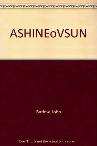 ASHINEoVSUN: John Barlow