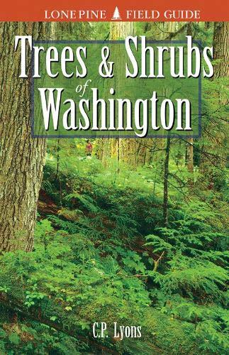 9781551050942: Trees and Shrubs of Washington