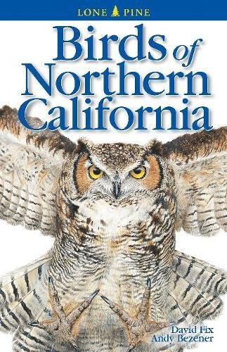 9781551052274: Birds of Northern California (Lone Pine Field Guides)