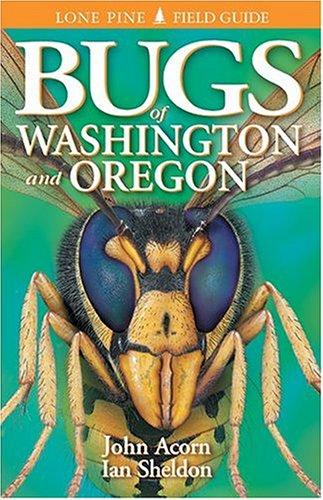 9781551052335: Bugs of Washington and Oregon