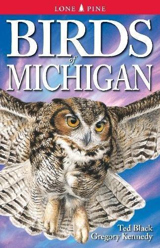 9781551053363: Birds of Michigan