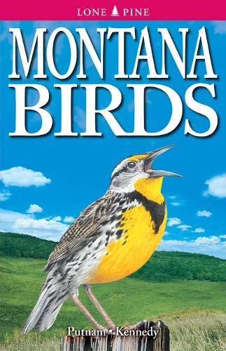 9781551054636: Montana Birds