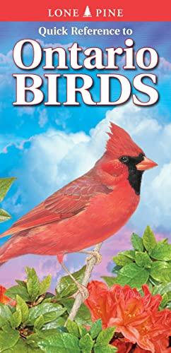 9781551058931: Ontario Birds (Pocket Nature Guides Series)