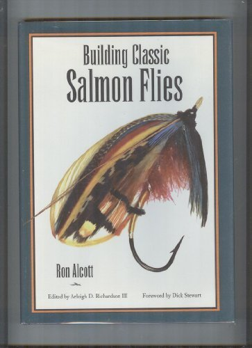 9781551091389: Building Classic Salmon Flies