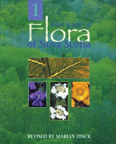 9781551092300: Roland's Flora of Nova Scotia