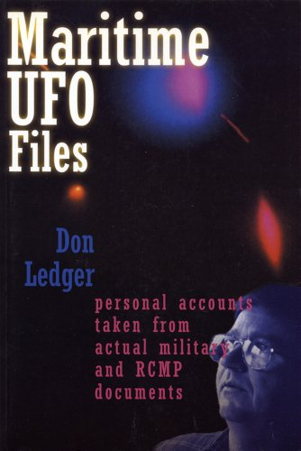 9781551092690: Maritime UFO Files