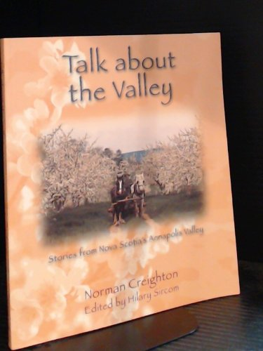 9781551093772: Talk about the Valley