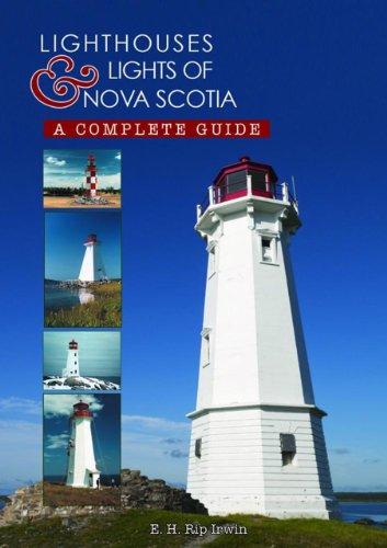 9781551094267: Lighthouses and Lights of Nova Scotia