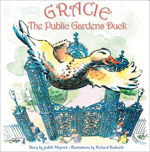 9781551096056: Gracie, the Public Gardens Duck
