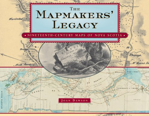 The Mapmakers' Legacy: Dawson, Joan