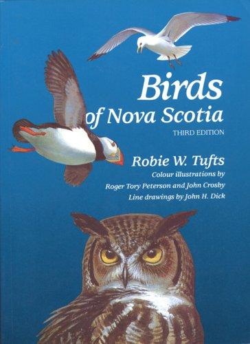 9781551096445: Birds of Nova Scotia