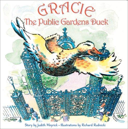 9781551096452: Gracie, the Public Gardens Duck